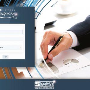 Sistema ERP Inspire - Sistema de gestão integrada